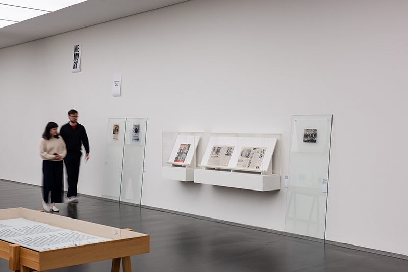 Exhibition view »Kubus. Sparda Art Prize 2019«, Kunstmuseum Stuttgart, 2019, Photo: Frank Kleinbach, © Armin Linke