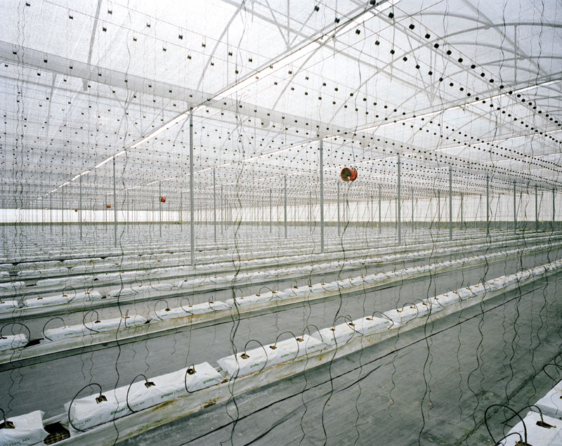 Armin Linke, Greenhouse, El Ejido Spain, 2013